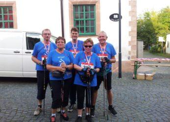 Informationen zur Abteilung Nordic Walking