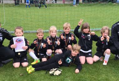 G-Junioren – 2.Platz in Radefeld