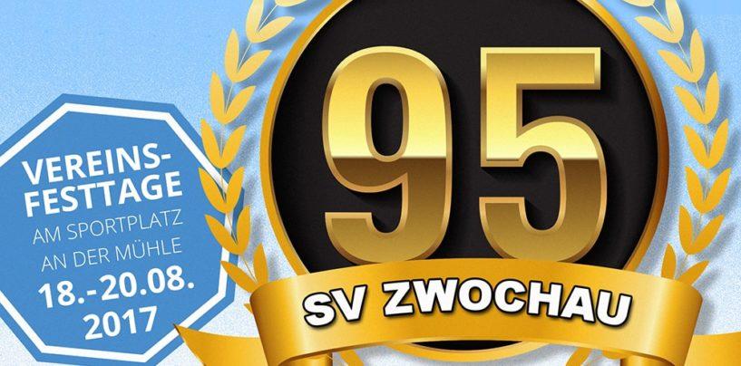 95 Jahre Sportverein Zwochau