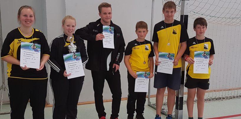 Kreiseinzelmeisterschaften  (KEM) der Schüler und Jugend 2017