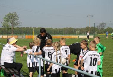 Sieg der F-Junioren im Nachbarschaftsderby, Niederlage im Sonntagsspiel in Spröda