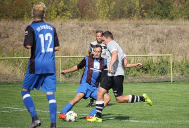 Knappe Niederlage gegen SV Spröda